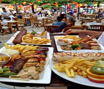 good food in kusadasi