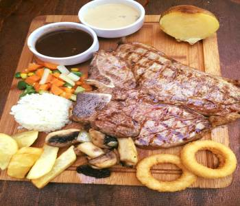 kusadasi t bone steak